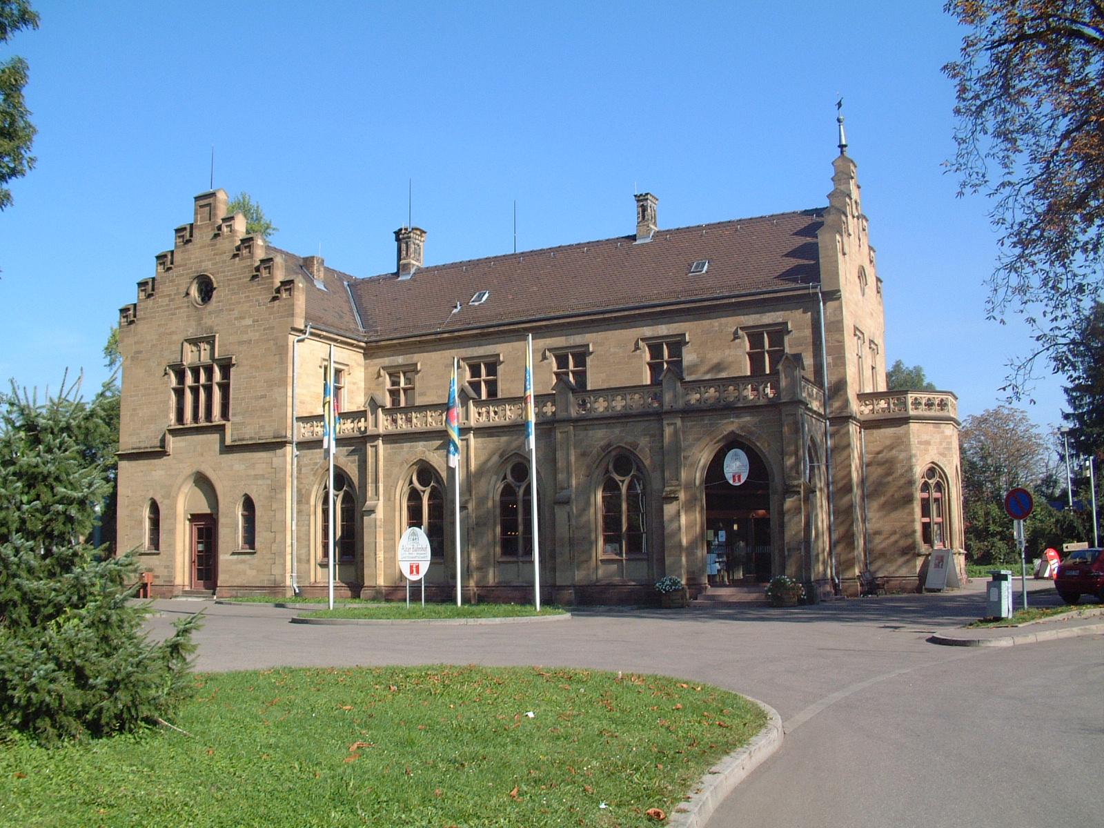 Bahnhof Bad Wimpfen